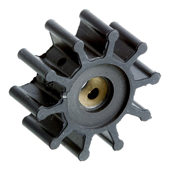 Impeller type 1 - øa=12,17 h=22 ø=51,8 lam=10 (-/-