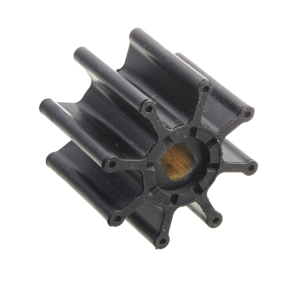 Impeller type 13 - øa=11,4 h=50,6 ø=66,5 lam=8 (*/