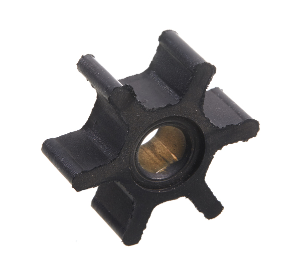 Impeller type 4 - øa=8 h=11,9 ø=31,3 lam=6