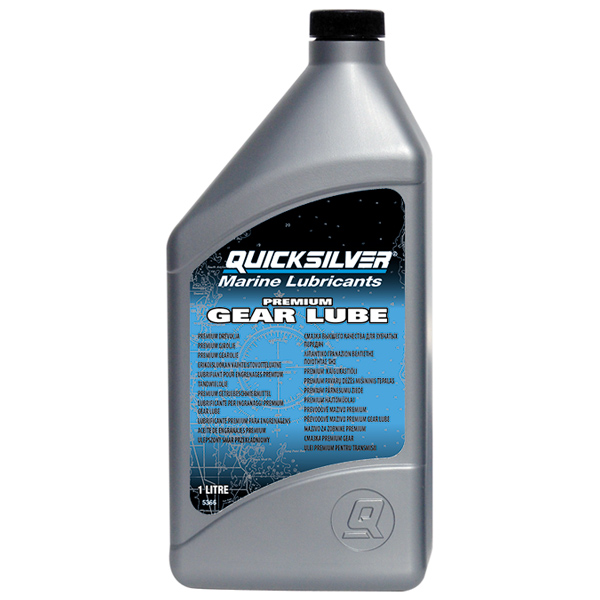 Quicksilver premium gear lube 0.946l