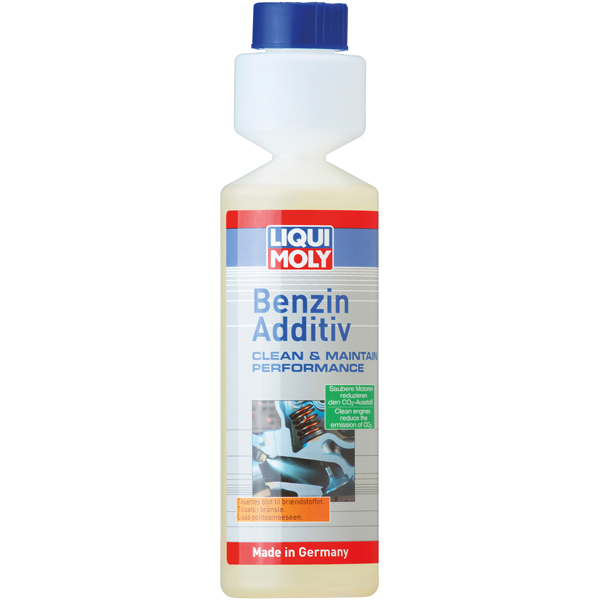 Liqui moly benzin additiv250ml