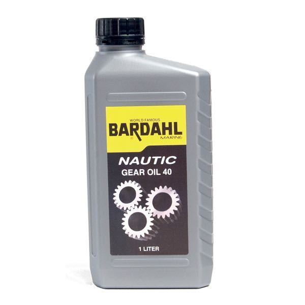 Bardahl gear olie nautic gear 40  1ltr.