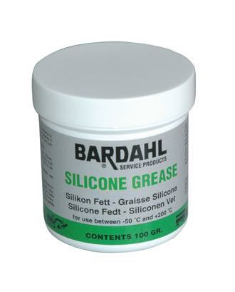 Bardahl Siliconefedt 100gr.