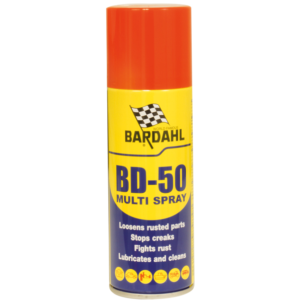 Bardahl multispray BD-50 200ml.