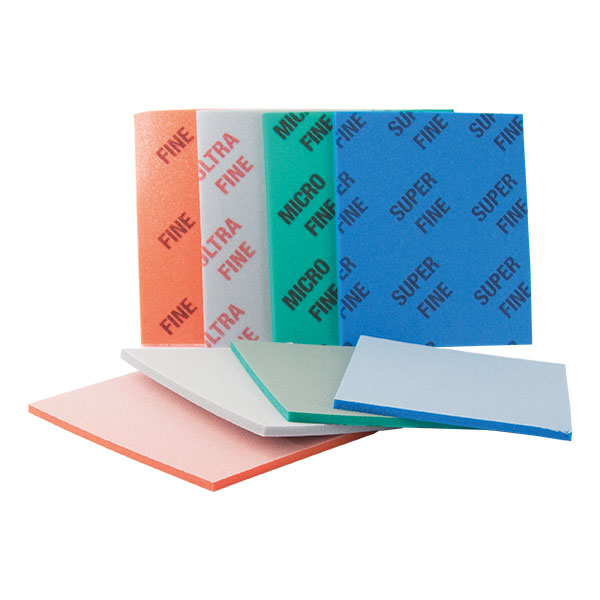 1852 softpad eva  slib fin orange 115 x 140 x 5 mm