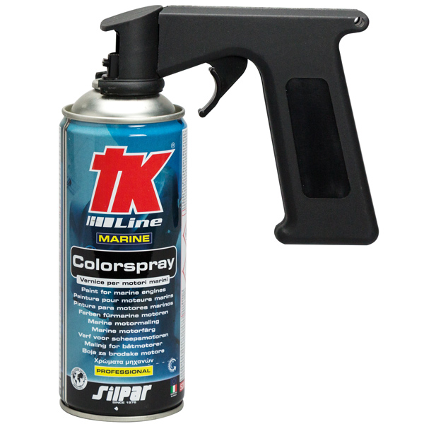 Spray gun, til spraymaling