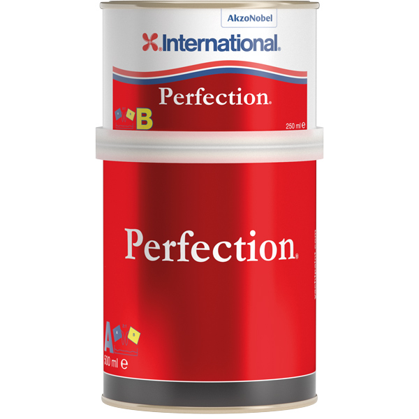 International perfection jet sort y999 750 ml