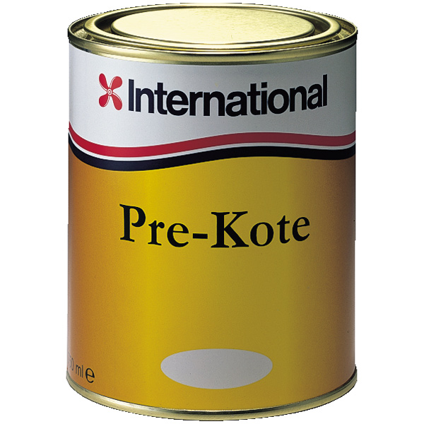 International pre-kote hvid 750 ml