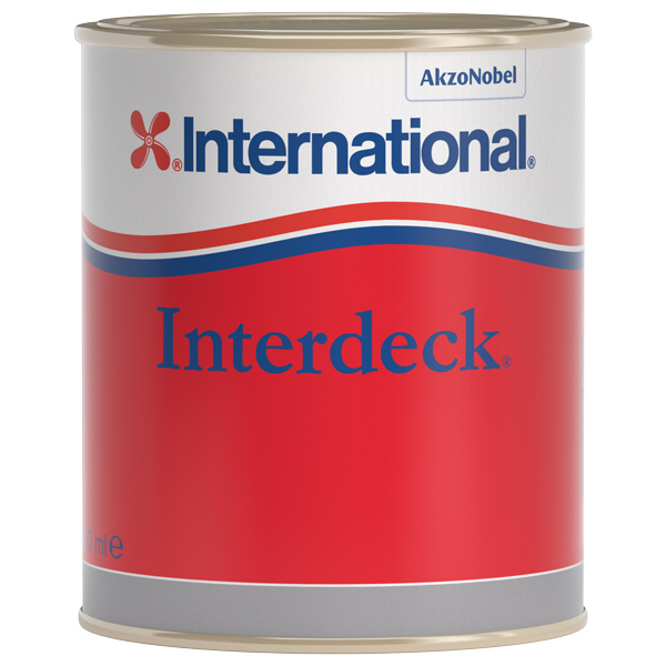 International interdeck hvid 001, 750 ml