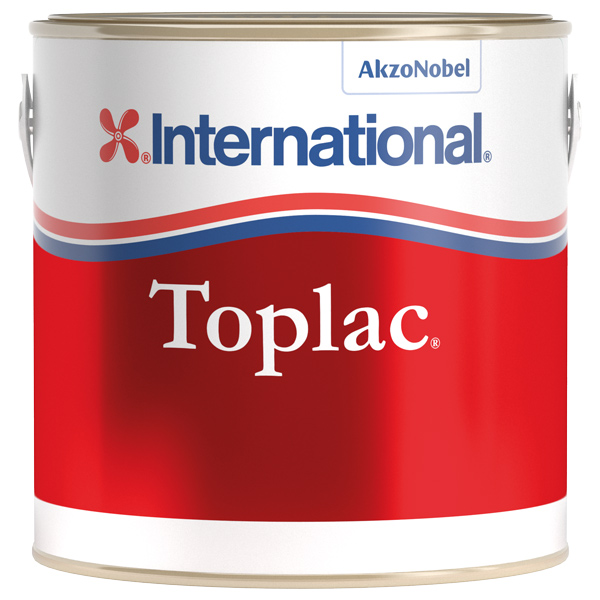 International toplac hvid 2,5l
