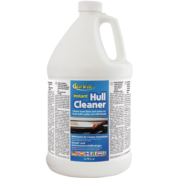 Star brite hull cleaner vandlinie rens 3800 ml