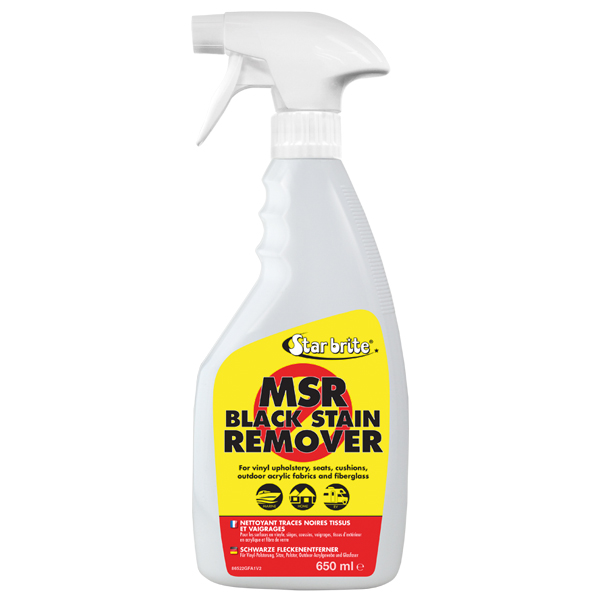 Star brite stain remover with bleach 650 ml