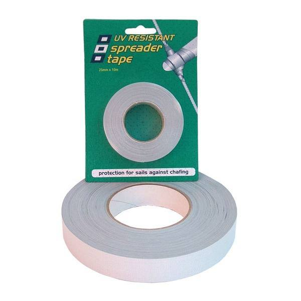 Psp spreader tape 25mm x 10m hvid