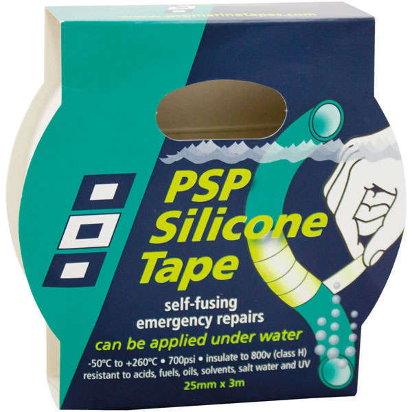 Psp silicone tape sort 25mm x 3m
