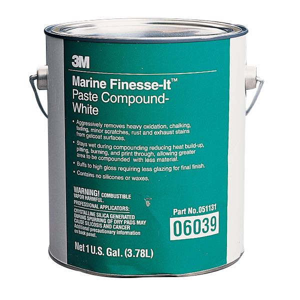 Marine paste compound 4.3 kg. un 3082
