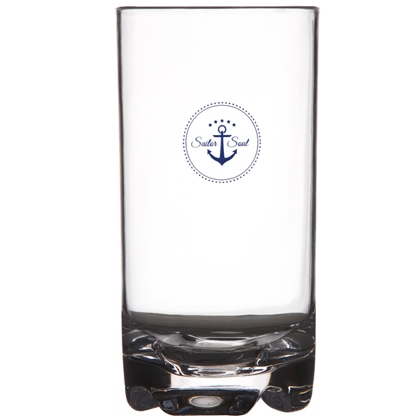 Mb sailor soul glas ø7,7 cm h15 cm 500 ml. 6 stk.